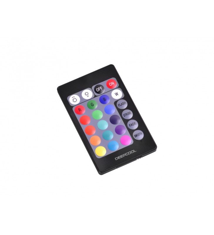 "LED strip DEEPCOOL, color light strip, RGB, 3 culori, telecomanda ""RGB350"""