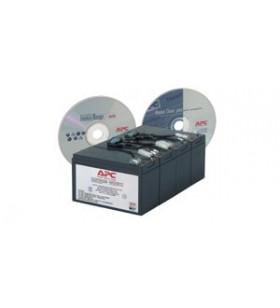 APC RBC8 baterii UPS Acid sulfuric şi plăci de plumb (VRLA)