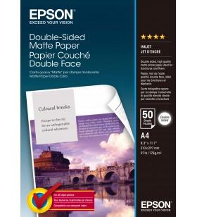 Epson Double-Sided Matte Paper - A4 - 50 de coli