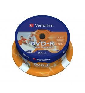 Verbatim 43538 DVD-uri blank 4,7 Giga Bites DVD-R 25 buc.