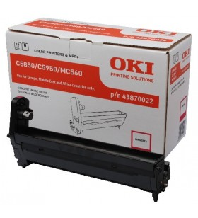 OKI Magenta image drum for C5850 5950 cilindrii imprimante Original