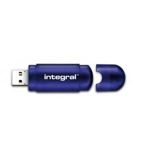 Integral EVO memorii flash USB 4 Giga Bites USB Tip-A 2 Albastru