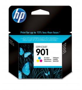 HP 901 Original Cyan, Magenta, Galben