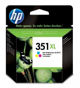 HP 351XL Original Cyan, Magenta, Galben 1 buc.