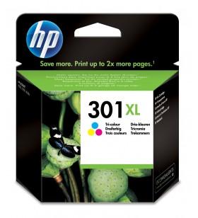 HP 301XL Original Cyan, Magenta, Galben 1 buc.