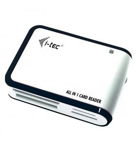 i-tec USBALL3 cititoare de carduri Negru, Alb USB 2.0