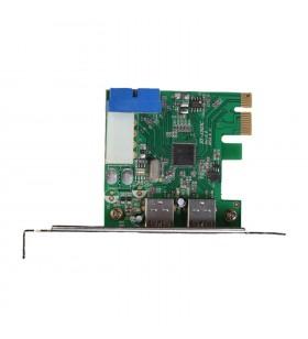 i-tec PCE22U3 plăci adaptoare de interfață USB 3.2 Gen 1 (3.1 Gen 1) Intern