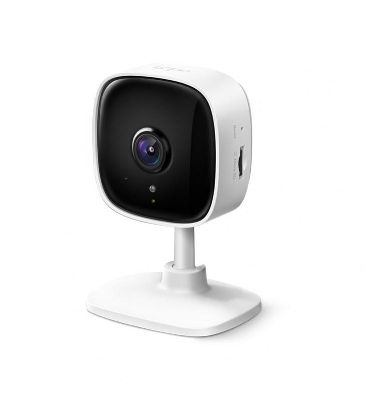 """Camera IP. wireless 1080p HD, zi/noapte, 2-way audio,alarma vizuala si sonora, senzor miscare, TP-LINK """"Tapo C100"""" (include ti"""