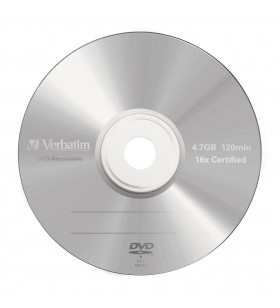 Verbatim DVD-R Matt Silver 4,7 Giga Bites 5 buc.