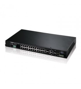 Zyxel MGS-3712 L2 Gigabit Ethernet (10 100 1000) Negru 1U