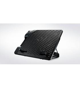 """Cooler Master NotePal Ergostand III suporturi de răcire pentru calculatoarele portabile 43,2 cm (17"""") 800 RPM Negru"""