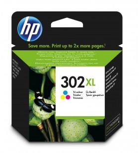 HP 302XL Original Cyan, Magenta, Galben 1 buc.