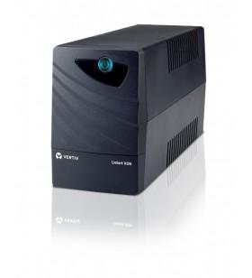 Vertiv Liebert ItON 600VA surse neîntreruptibile de curent (UPS) Line-Interactive 360 W 2 ieșire(i) AC
