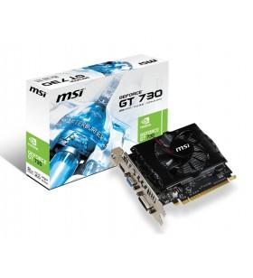 MSI N730-2GD3V2 NVIDIA GeForce GT 730 2 Giga Bites GDDR3