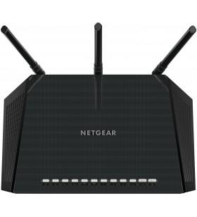 Netgear R6400 router wireless Bandă dublă (2.4 GHz  5 GHz) Gigabit Ethernet Negru