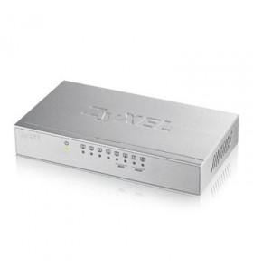 Zyxel GS-108B V3 Fara management L2+ Gigabit Ethernet (10 100 1000) Argint