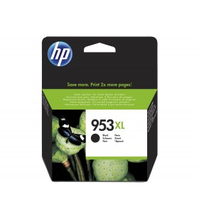 HP 953XL Black Original Ink Cartridge Negru