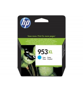 HP 953XL Cyan Original Ink Cartridge