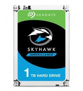 "Seagate SkyHawk ST1000VX005 hard disk-uri interne 3.5"" 1000 Giga Bites ATA III Serial"