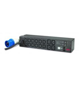 APC AP7822B unități de distribuție a energiei electrice (PDU) 2U Negru 16 ieșire(i) AC