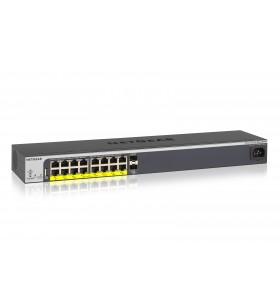 Netgear GS418TPP Gestionate L2 L3 L4 Gigabit Ethernet (10 100 1000) Negru Power over Ethernet (PoE) Suport