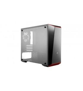 Cooler Master MasterBox Lite 3.1 Mini Tower Negru, Roşu, Alb