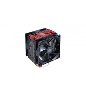 Cooler Master Hyper 212 LED Turbo Procesor Ventilator 12 cm Negru, Roşu