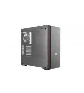 Cooler Master MasterBox MB600L Midi Tower Negru, Roşu