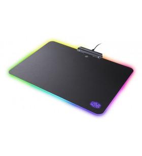 Cooler Master RGB Hard Gaming Negru Mouse pad pentru jocuri