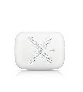 Zyxel Multy X router wireless Tri-band (2.4 GHz   5 GHz   5 GHz) Gigabit Ethernet Alb