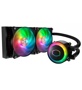 Cooler Master MASTERLIQUID ML240R RGB sisteme de răcire cu lichid pentru calculatoare Procesor