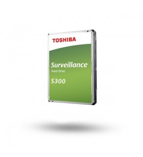 "Toshiba S300 Surveillance 3.5"" 6000 Giga Bites ATA III Serial"