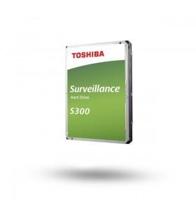 "Toshiba S300 Surveillance 3.5"" 8000 Giga Bites ATA III Serial"