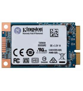 Kingston Technology UV500 mSATA 480 Giga Bites ATA III Serial 3D TLC