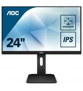 "AOC Pro-line X24P1 monitoare LCD 61 cm (24"") 1920 x 1200 Pixel WUXGA LED Negru"