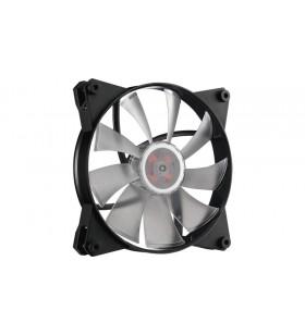 Cooler Master MasterFan Pro 140 Air Flow RGB Procesor Distracţie Negru, Transparente