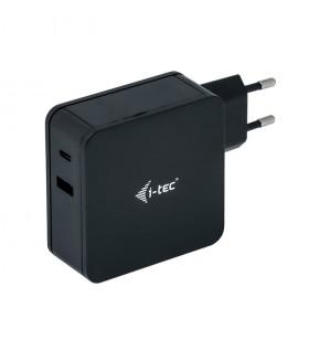 i-tec CHARGER-C60WPLUS încărcătoare pentru dispozitive mobile De interior Negru