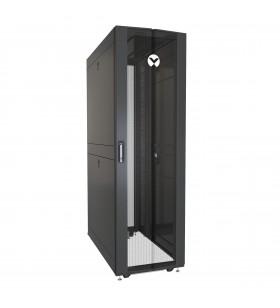 Vertiv VR3300 rack-uri 42U Raft de sine stătător Negru, Transparente