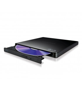 LG GP57EB40.AHLE10B unități optice Negru DVD Super Multi DL