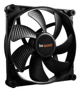 be quiet! SilentWings 3 Carcasă calculator Distracţie 14 cm Negru