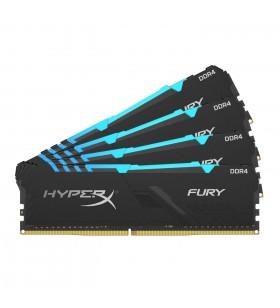 HyperX FURY HX430C15FB3AK4 64 module de memorie 64 Giga Bites DDR4 3000 MHz