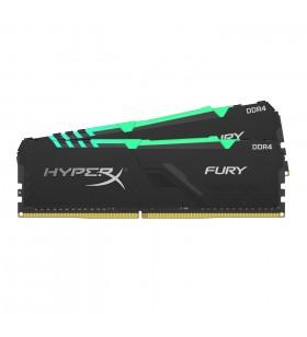 HyperX FURY HX434C16FB3AK2 16 module de memorie 16 Giga Bites DDR4 3466 MHz