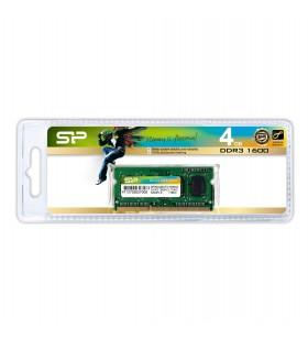 Silicon Power SP004GBSTU160N02 module de memorie 4 Giga Bites DDR3 1600 MHz