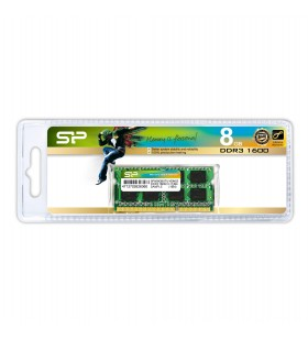 Silicon Power 8GB DDR3 1600 MHz module de memorie 8 Giga Bites