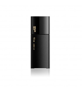 Silicon Power Blaze B05 memorii flash USB 16 Giga Bites USB Tip-A 3.2 Gen 1 (3.1 Gen 1) Negru