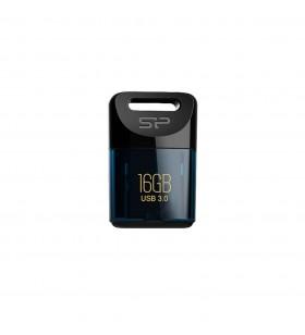 Silicon Power Jewel J06 memorii flash USB 16 Giga Bites USB Tip-A 3.2 Gen 1 (3.1 Gen 1) Albastru