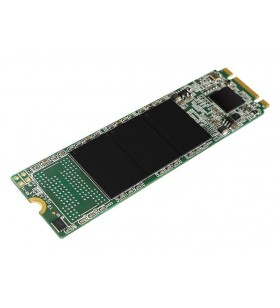 Silicon Power M.2 2280 A55 Half-slim 256 Giga Bites ATA III Serial SLC