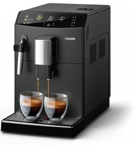 Philips 3000 series Espressor automat cu 4 băuturi