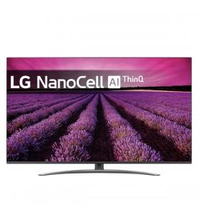 """LG 65SM8200PLA televizor 165,1 cm (65"""") 4K Ultra HD Smart TV Wi-Fi Negru, Argint"""