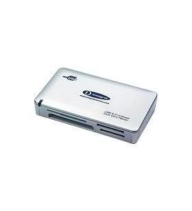 Integral INCRMULTI cititoare de carduri Alb USB 2.0